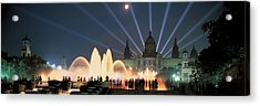Barcelona Spain Acrylic Print by Panoramic Images
