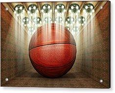 Basketball Museum Acrylic Print