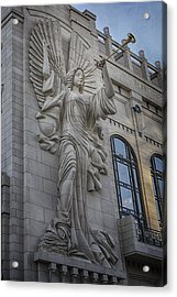 Bass Hall Angel Acrylic Print