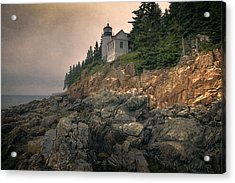 Bass Harbor Head Light II Acrylic Print
