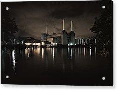 Battersea Acrylic Print