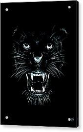 Beast Acrylic Print by Giuseppe Cristiano