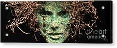 Believe In Me Acrylic Print by Adam Long