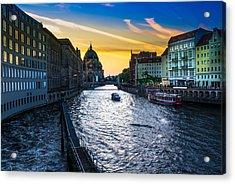 Berlin Acrylic Print