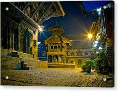 Bhaktapur City Of Devotees Artmif.lv Acrylic Print