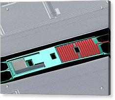 Bicep2 Detector Acrylic Print