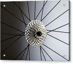 Bicycle Cassette Acrylic Print