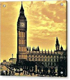 Big Ben!! Acrylic Print