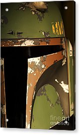 Boba Fett Acrylic Print by Micah May