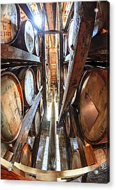Bourbon Warehouse Acrylic Print by Alexey Stiop