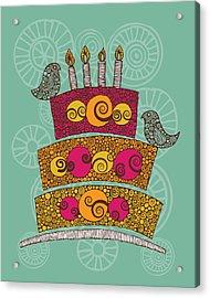 Brithday Cake_hi Res Acrylic Print