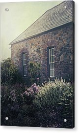 British Cottage Acrylic Print by Joana Kruse