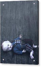 Broken Doll Acrylic Print