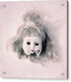 Broken Head Acrylic Print by Joana Kruse