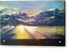 Broomfield Sky Acrylic Print