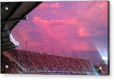 Bryant-denny Painted Sky Acrylic Print