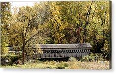 Buckeye Lake Ohio Acrylic Print
