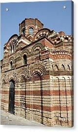 Bulgaria, Nessebur Acrylic Print by Cindy Miller Hopkins