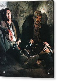 Butch Cassidy And The Sundance Kid  Acrylic Print