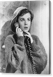 Bye Bye Birdie, Ann-margret, 1963 Acrylic Print