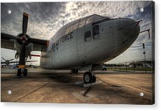 C-119 Flying Boxcar Acrylic Print