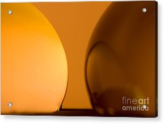 C Ribet Orbscape 0205 Acrylic Print by C Ribet