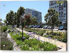 Ca Beach - 121233 Acrylic Print