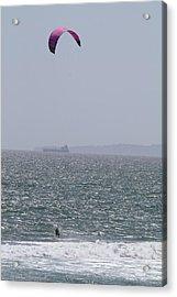 Ca Beach - 12125 Acrylic Print