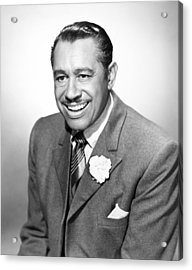 Cab Calloway (1907-1994) Acrylic Print by Granger