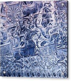 Cambodia, Angkor Wat Acrylic Print
