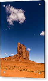 Camel Butte Acrylic Print