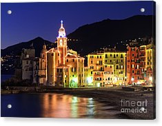 Camogli At Evening Acrylic Print
