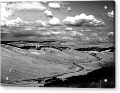 Country Of Tarquinia Acrylic Print