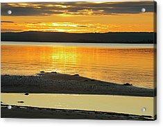Canada, Alberta, Lesser Slave Lake Acrylic Print by Jaynes Gallery