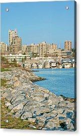 Canada, Bc, Vancouver, North Vancouver Acrylic Print