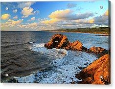 Canada, Nova Scotia, Cabot Trail Acrylic Print