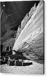 Canyon De Chelly Acrylic Print by Steven Ralser