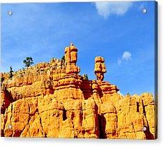Canyon3 Acrylic Print by Ernesto Cinquepalmi