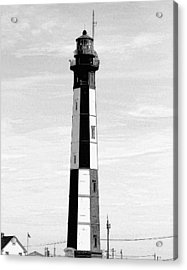 Cape Henry Lighthouse  Acrylic Print