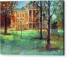 Capitol Gold 2 Acrylic Print