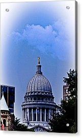 Capitol Acrylic Print