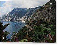 Capri Island Italy Acrylic Print