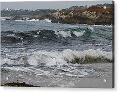 Carmel Original Photo Acrylic Print by Ernie Echols