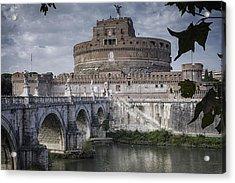 Castel Sant' Angelo Acrylic Print