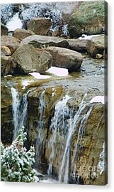 Castlewood Canyon State Park Acrylic Print