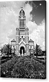 Cathedral Of Saint John The Evangelist Acrylic Print by Scott Pellegrin