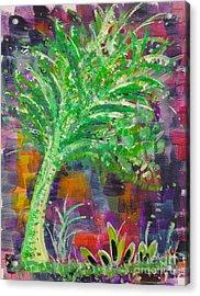 Celery Tree Acrylic Print