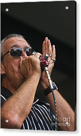 Charlie Musselwhite Acrylic Print