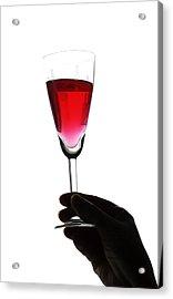Cheers Acrylic Print by Svetlana Sewell