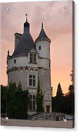 Chenonceau Castle Acrylic Print by Ioan Panaite